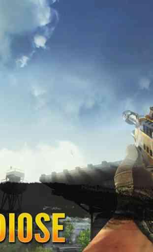 Sniper fury: Top shooting game - FPS gun games 3