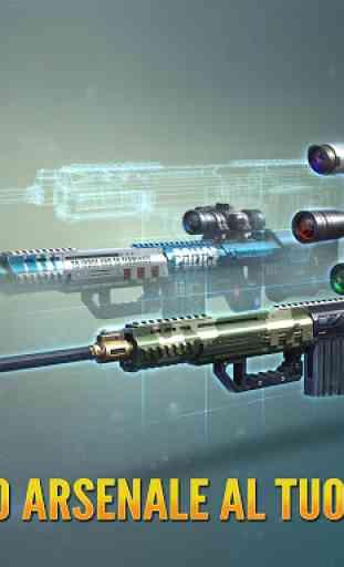 Sniper fury: Top shooting game - FPS gun games 4
