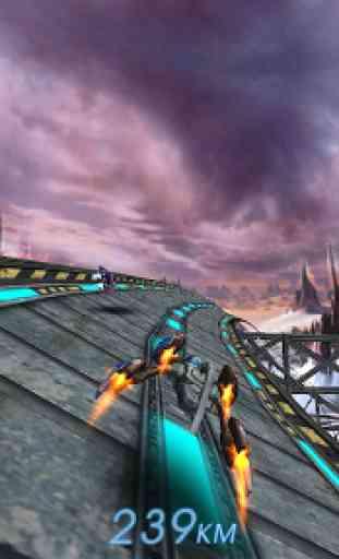 Space Racing 3D - Star Race 2
