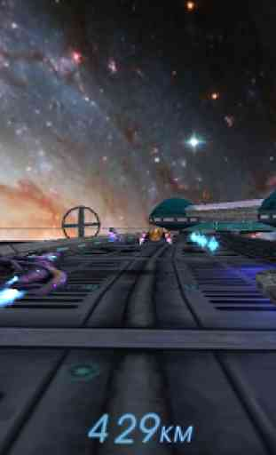 Space Racing 3D - Star Race 4
