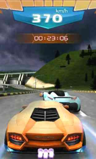 Veloce Corsa 3D - Fast Racing 1