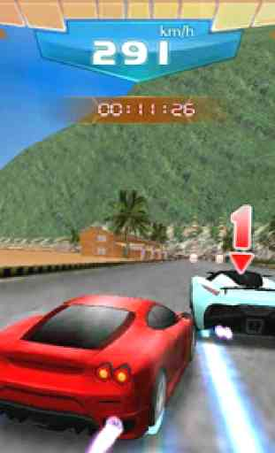Veloce Corsa 3D - Fast Racing 2