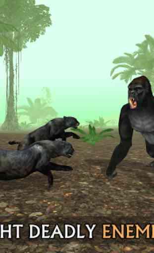 Wild Panther Sim 3D 2