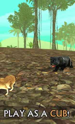Wild Panther Sim 3D 3