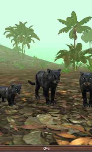 Wild Panther Sim 3D 4