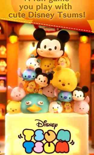 LINE: Disney Tsum Tsum 1