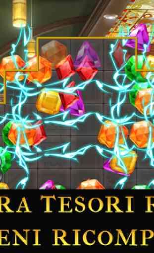 Relic Match 3: Avventura Giochi di Abbinamento 3