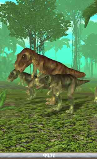Tyrannosaurus Rex Sim 3D 2