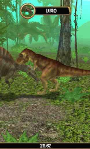 Tyrannosaurus Rex Sim 3D 3