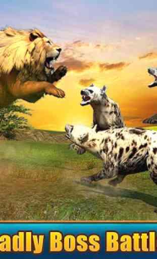 Ultimate Lion Adventure 3D 1