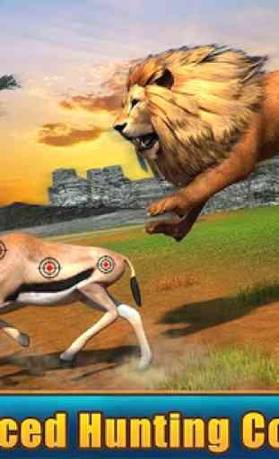 Ultimate Lion Adventure 3D 2