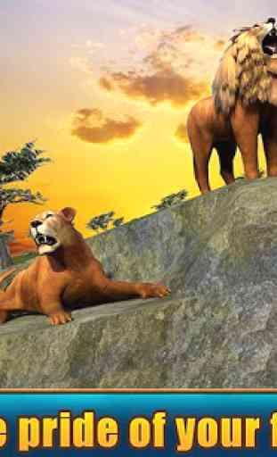 Ultimate Lion Adventure 3D 3