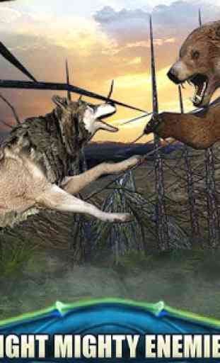 Ultimate Wolf Adventure 3D 3