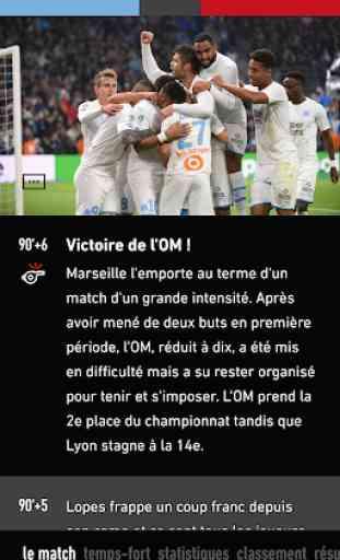 L'Équipe - Sport en direct : foot, tennis, rugby.. 2