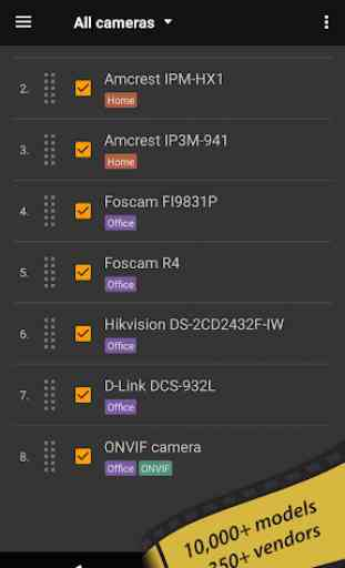 tinyCam Monitor FREE 4