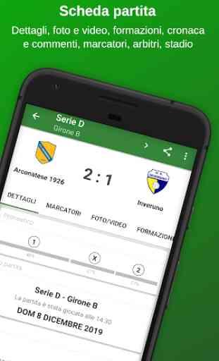 Tuttocampo - Calcio 4