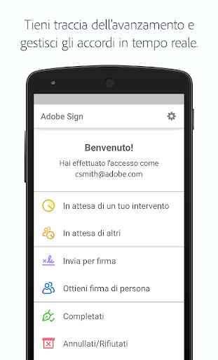 Adobe Sign 1