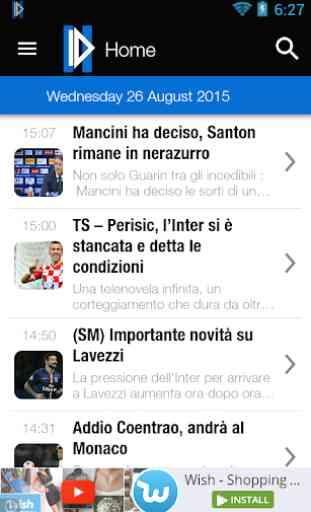 Inter News | InterDipendenza 1