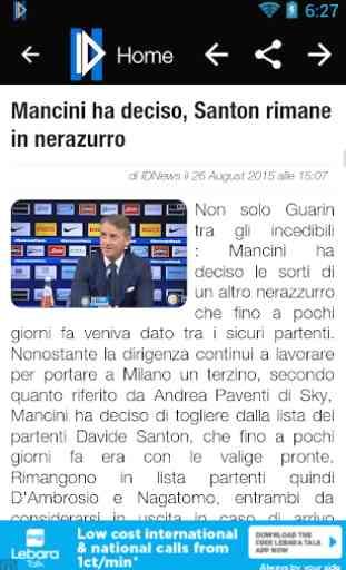Inter News | InterDipendenza 2