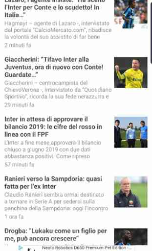 Inter-News.it - News e Calciomercato Inter 2