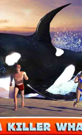 Killer Whale Beach Attack 3D 1