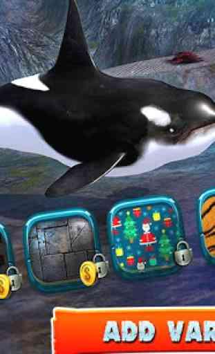 Killer Whale Beach Attack 3D 4