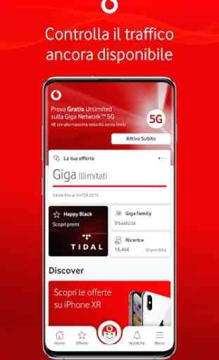 My Vodafone Italia 1