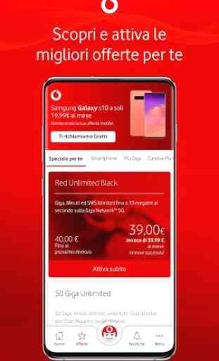 My Vodafone Italia 2