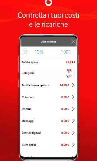 My Vodafone Italia 3