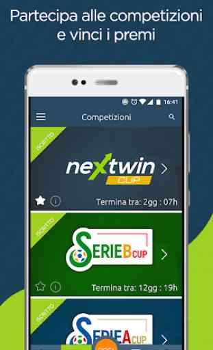 Nextwin - Pronostici sportivi 4