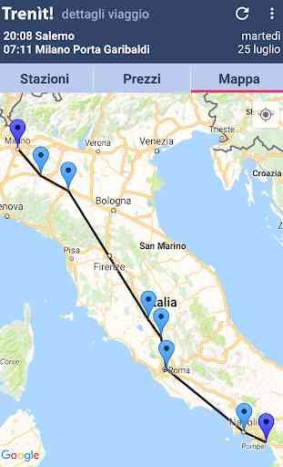 Orari Treni + Ritardi + Offerte AltaVelocità 2