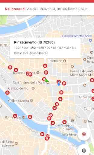 Probus Roma AutoBus|Orari|Atac 3