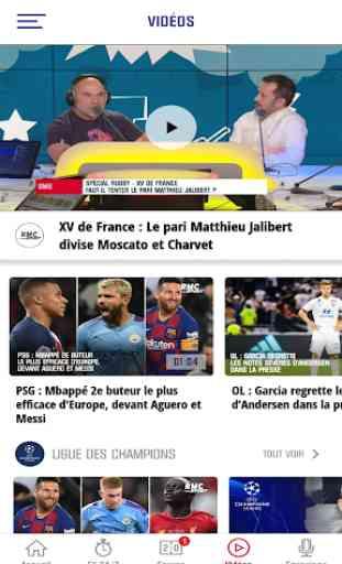 RMC Sport News - Actu Foot et Sports en direct 2