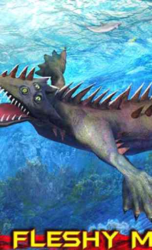 Ultimate Sea Monster 2016 1