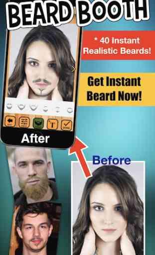 Beard Booth - Editor di foto 1