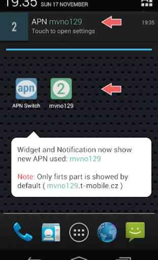 APN Switch 4