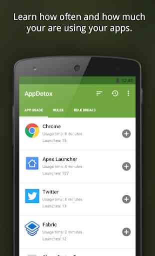 AppDetox - App Blocker for Digital Detox 1