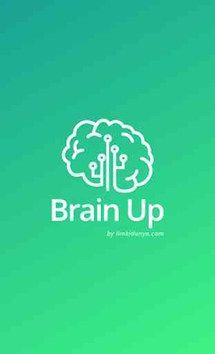 BrainUp - Online Tests & MCQs Tests 2019 1