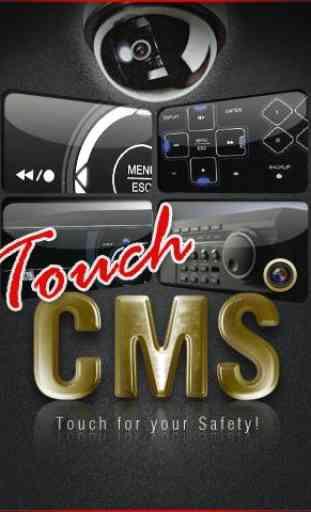 TouchCMSLite 1