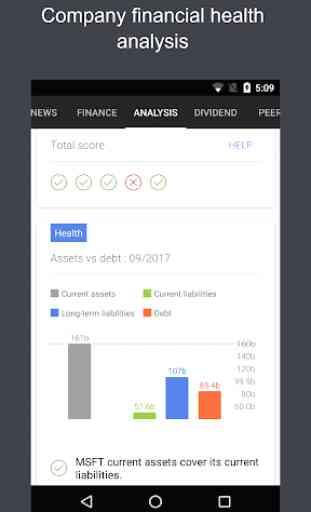 JStock - Stock Market, Watchlist, Portfolio & News 3