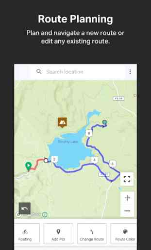 Ride with GPS - Bike Route Planning and Navigation 1