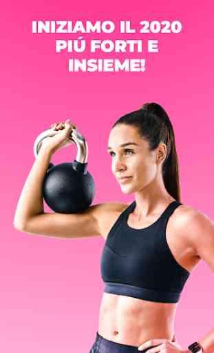 SWEAT: Kayla Itsines Fitness 1