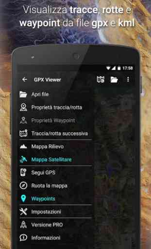 GPX Viewer - Tracce, Rotte e Waypoint 1