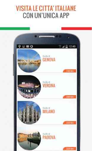 ITALIA Guida Turistica Mappe Hotel Tour - ZonzoFox 1
