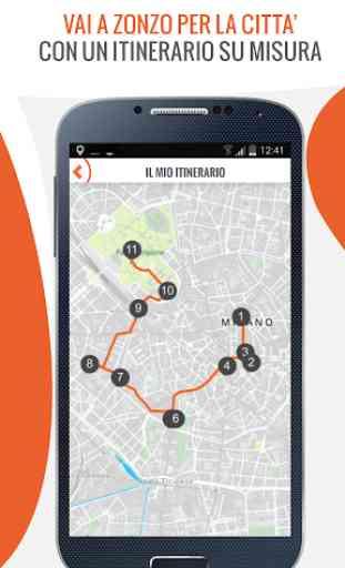 ITALIA Guida Turistica Mappe Hotel Tour - ZonzoFox 3
