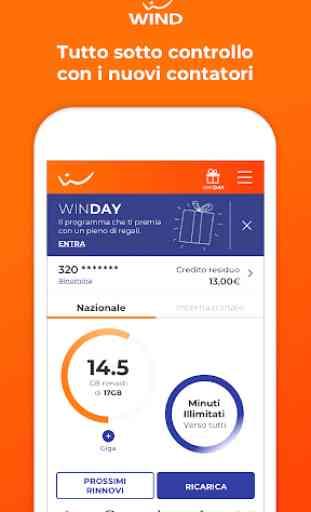 MyWind (App ufficiale Wind) 1