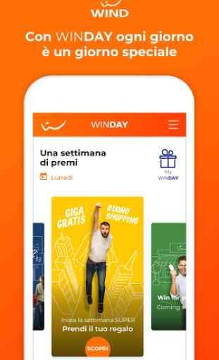 MyWind (App ufficiale Wind) 2