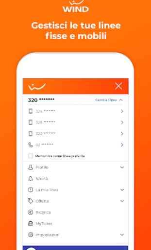 MyWind (App ufficiale Wind) 4
