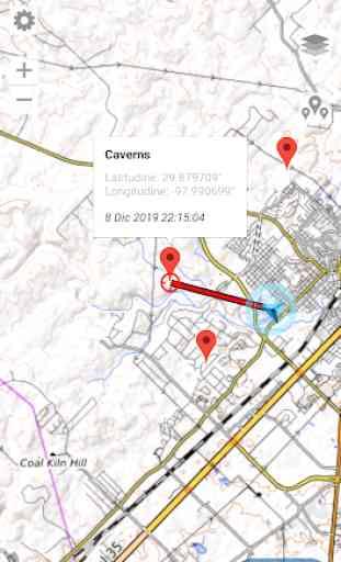 Satellite Check - Stato GPS e navigazione 3