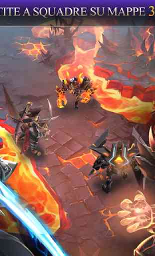 Heroes of Order & Chaos 2